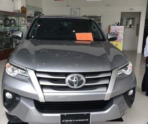 Cần bán xe Toyota Fortuner đời 2019, màu bạc, xe nhập3