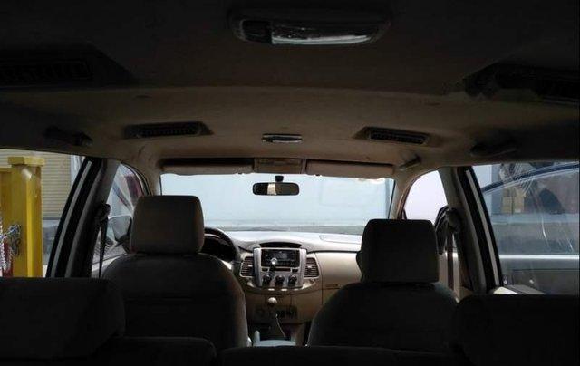 Cần tiền bán Toyota Innova đời 2016, màu bạc, giá chỉ 620 triệu2