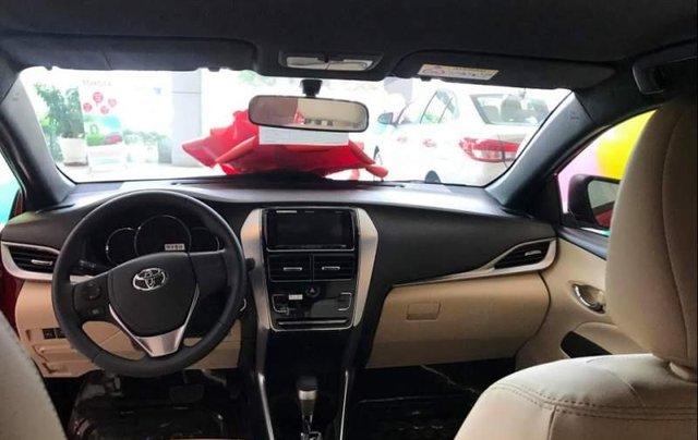 Bán xe Toyota Vios 1.5G sản xuất năm 2019, màu đỏ4