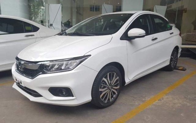 Cần bán Honda City 1.5 TOP sản xuất 2019, màu trắng, 599 triệu0