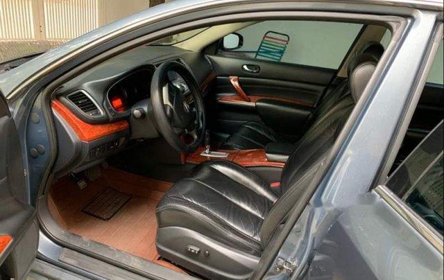 Cần bán gấp Nissan Teana 2009, màu xanh lam, nhập khẩu còn mới giá cạnh tranh5
