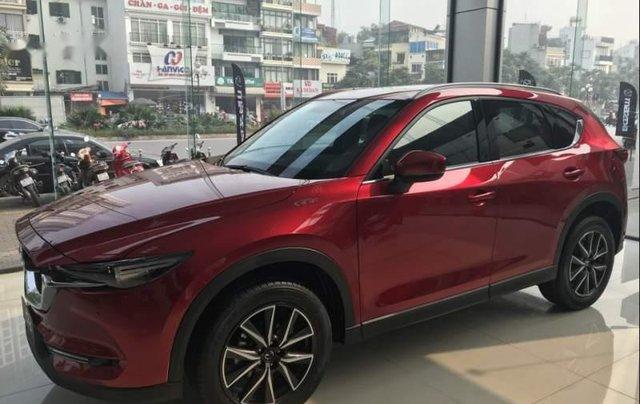 Bán Mazda CX 5 sản xuất 2019, màu đỏ, mới hoàn toàn1