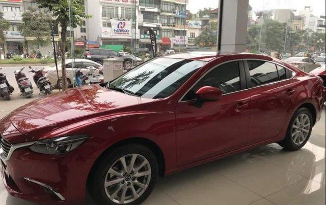 Bán xe Mazda 6 sản xuất 2019, màu đỏ, mới hoàn toàn1