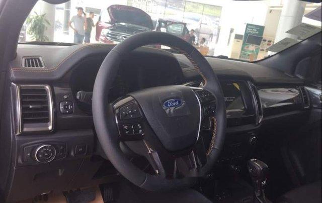 Bán Ford Ranger năm sản xuất 2018, màu nâu, nhập khẩu3