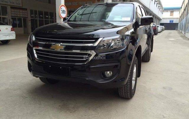 Cần bán Chevrolet Colorado 2.5AT năm sản xuất 2019, giá thấp, giao nhanh toàn quốc2