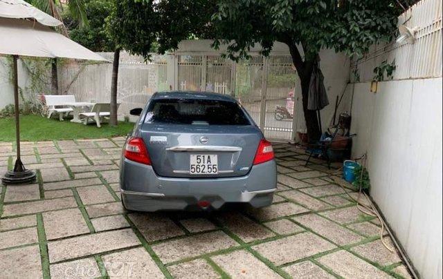 Cần bán gấp Nissan Teana 2009, màu xanh lam, nhập khẩu còn mới giá cạnh tranh3