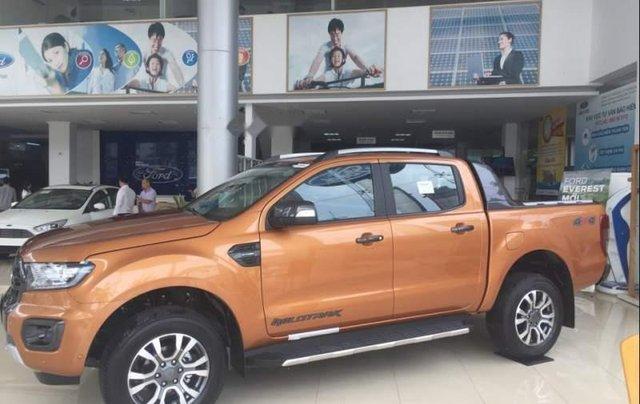 Bán Ford Ranger năm sản xuất 2018, màu nâu, nhập khẩu1