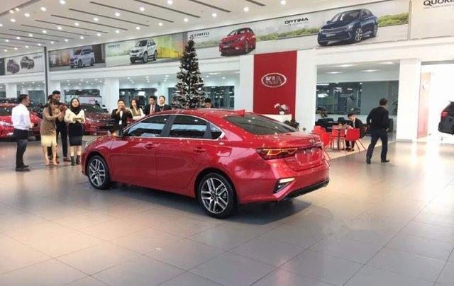 Bán xe Kia Cerato AT đời 2019, màu đỏ4