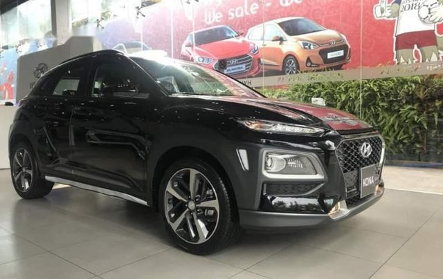 Bán xe Hyundai Kona 1.6 Turbo năm sản xuất 2019, giá tốt4