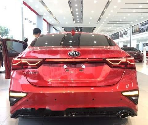 Bán xe Kia Cerato AT đời 2019, màu đỏ1