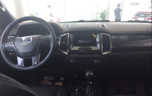 Bán Ford Ranger năm sản xuất 2018, màu nâu, nhập khẩu5