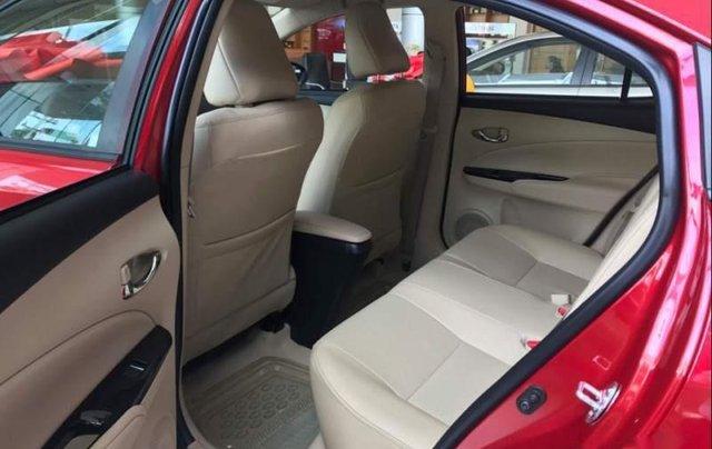Bán xe Toyota Vios 1.5G sản xuất năm 2019, màu đỏ3