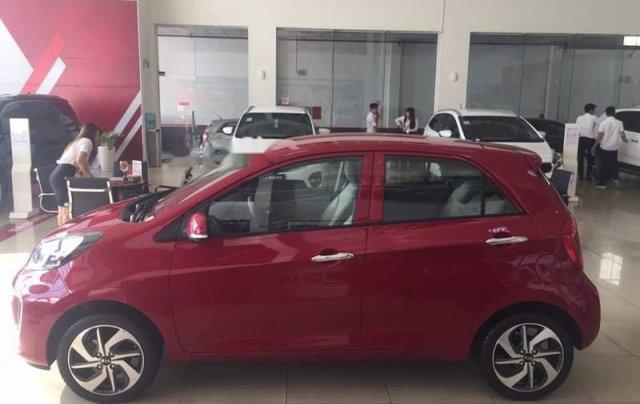Bán xe Kia Morning đời 2019, màu đỏ. Khuyến mãi lớn1