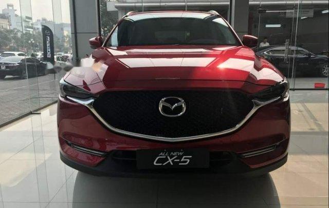 Bán Mazda CX 5 sản xuất 2019, màu đỏ, mới hoàn toàn0