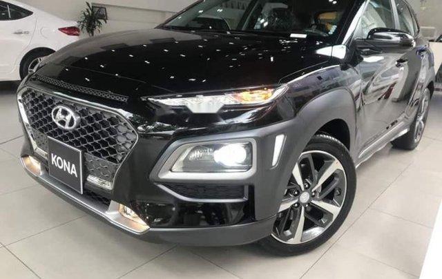 Bán xe Hyundai Kona 1.6 Turbo năm sản xuất 2019, giá tốt3