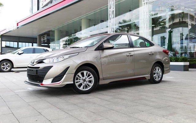 Toyota Vios 1.5E MT giá hấp dẫn tại Toyota Đông Sài Gòn2