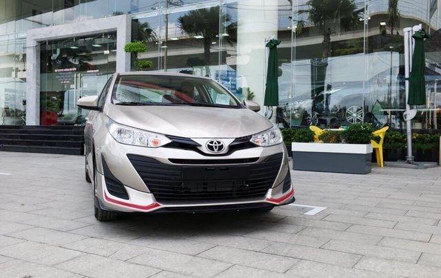 Toyota Vios 1.5E MT giá hấp dẫn tại Toyota Đông Sài Gòn0