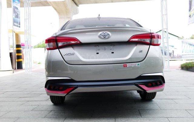 Toyota Vios 1.5E MT giá hấp dẫn tại Toyota Đông Sài Gòn3