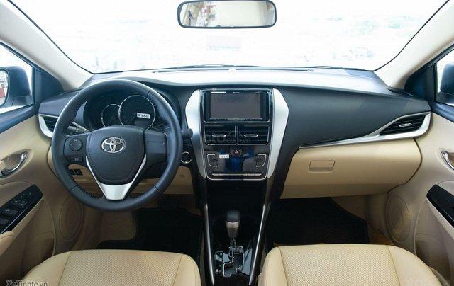 Toyota Vios 1.5E MT giá hấp dẫn tại Toyota Đông Sài Gòn5