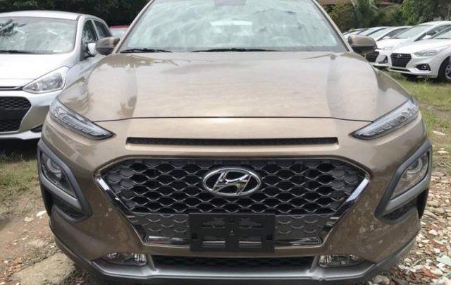 Bán xe Hyundai Kona 2019, màu nâu, 730 triệu0