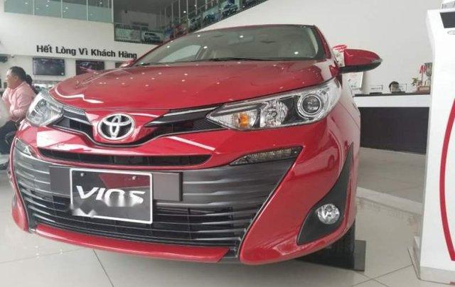 Bán xe Toyota Vios 1.5G sản xuất năm 2019, ưu đãi hấp dẫn0