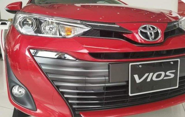 Bán xe Toyota Vios 1.5G sản xuất năm 2019, ưu đãi hấp dẫn4