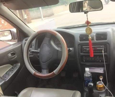 Bán xe Mazda 323 đời 1998, màu xám, nhập khẩu5