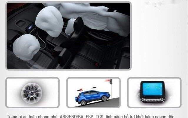Bán xe Ford EcoSport 2019, màu trắng, mới hoàn toàn3