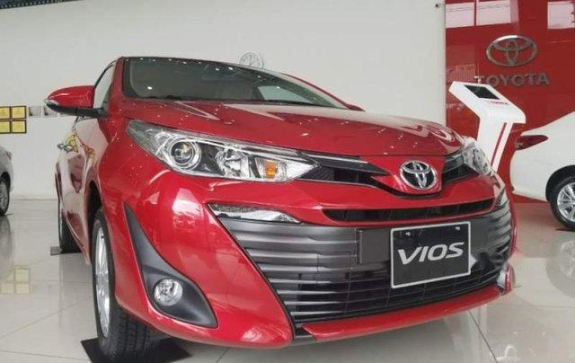 Bán xe Toyota Vios 1.5G sản xuất năm 2019, ưu đãi hấp dẫn2