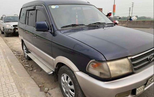 Bán Toyota Zace GL đời 2002 xe gia đình giá cạnh tranh1