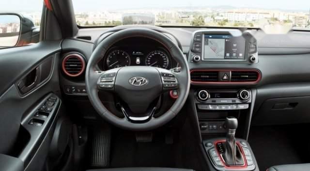 Cần bán xe Hyundai Kona 1.6 Turbo đời 2019, xe giá thấp, giao nhanh toàn quốc5