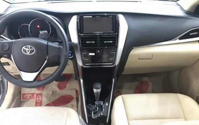 Bán xe Toyota Vios 1.5G sản xuất năm 2019, ưu đãi hấp dẫn5