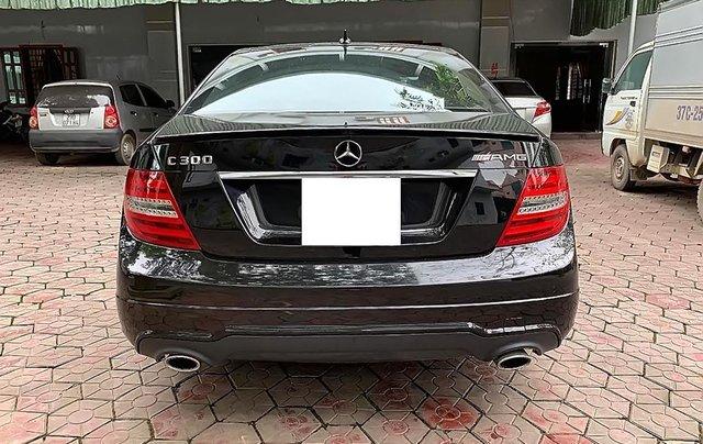 Bán Mercedes-Benz C300 AMG đời 2013, Đk lần đầu 20141