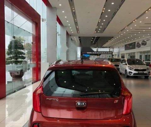 Bán ô tô Kia Morning đời 2019, màu đỏ. Ưu đãi hấp dẫn3