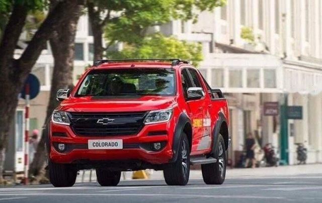 Bán Chevrolet Colorado sản xuất năm 2019, xe nhập, giá tốt, giao nhanh0