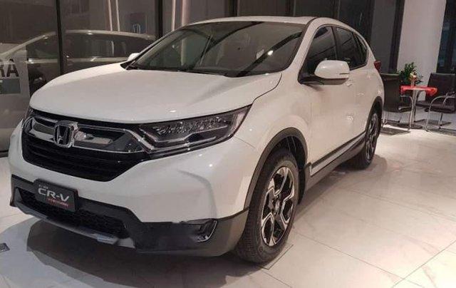 Bán Honda CR V sản xuất năm 2019, xe nhập, đủ màu, giao ngay0