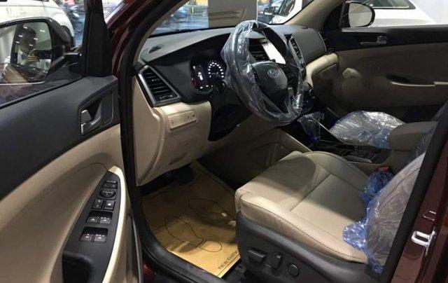 Bán Hyundai Tucson đời 2019, màu đỏ, ưu đãi hấp dẫn4