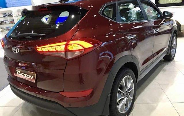 Bán Hyundai Tucson đời 2019, màu đỏ, ưu đãi hấp dẫn3