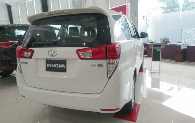Bán xe Toyota Innova đời 2019, màu trắng, xe nhập, giá chỉ 741 triệu4
