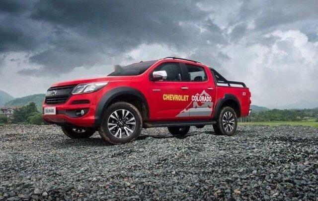 Bán Chevrolet Colorado sản xuất năm 2019, xe nhập, giá tốt, giao nhanh2