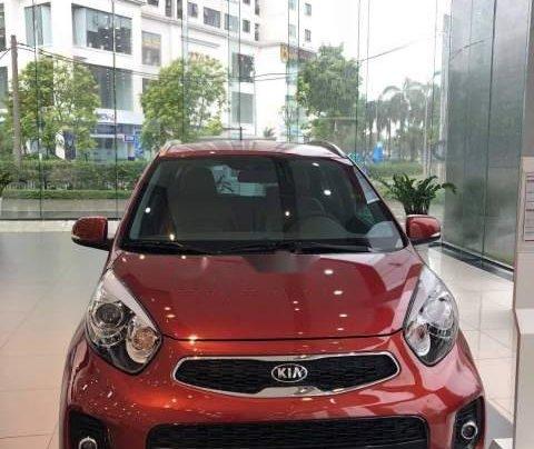 Bán ô tô Kia Morning đời 2019, màu đỏ. Ưu đãi hấp dẫn2