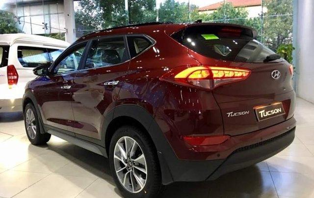 Bán Hyundai Tucson đời 2019, màu đỏ, ưu đãi hấp dẫn2
