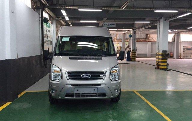 Bắc Kạn tư vấn bán Ford Transit 16 chỗ 2019, đủ các bản giá tốt nhất thị trường, trả góp cao, LH 09742860090