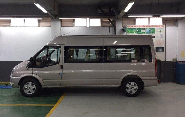 Bắc Kạn tư vấn bán Ford Transit 16 chỗ 2019, đủ các bản giá tốt nhất thị trường, trả góp cao, LH 09742860091