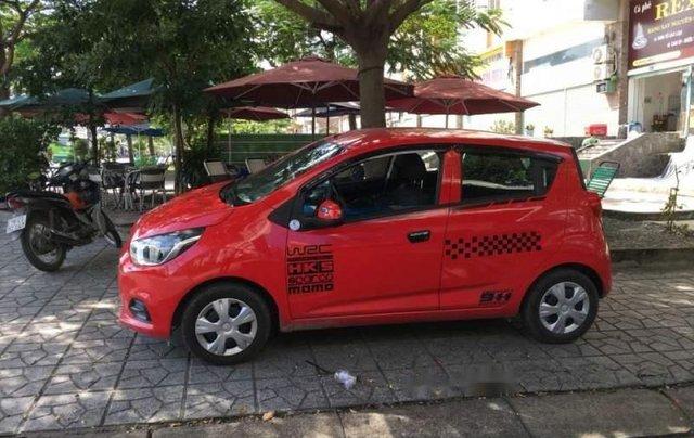 Chính chủ bán Chevrolet Spark sản xuất 2018, màu đỏ, nhập khẩu, BSTP0