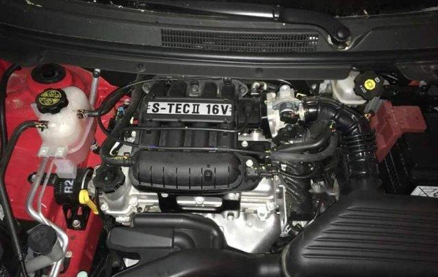 Chính chủ bán Chevrolet Spark sản xuất 2018, màu đỏ, nhập khẩu, BSTP5
