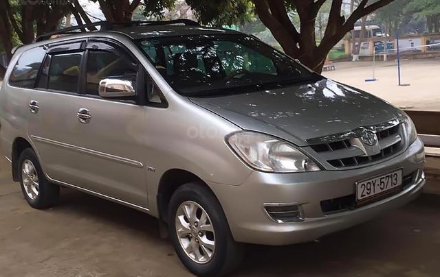 Bán ô tô Toyota Innova năm sản xuất 2006, nhập khẩu nguyên chiếc 0