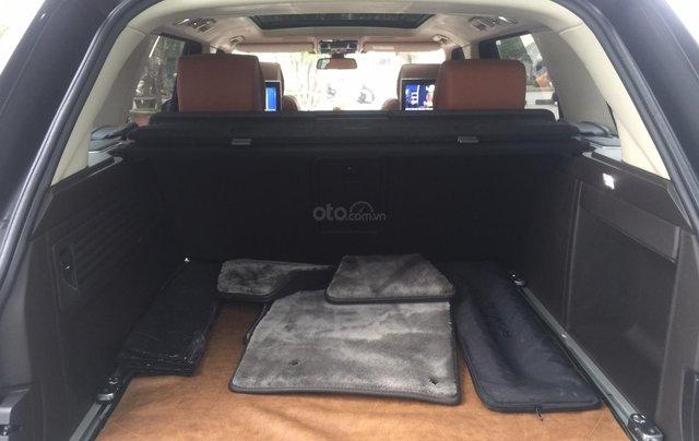 Cần bán xe LandRover Range Rover SV Autobiography model 2016, màu đen, xe cực chất, odo zin 10.000km9