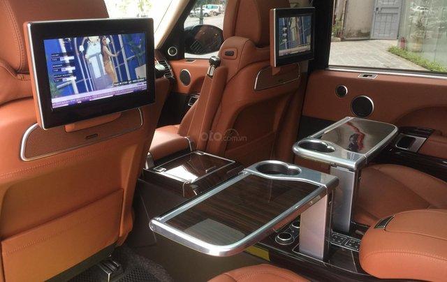 Cần bán xe LandRover Range Rover SV Autobiography model 2016, màu đen, xe cực chất, odo zin 10.000km11