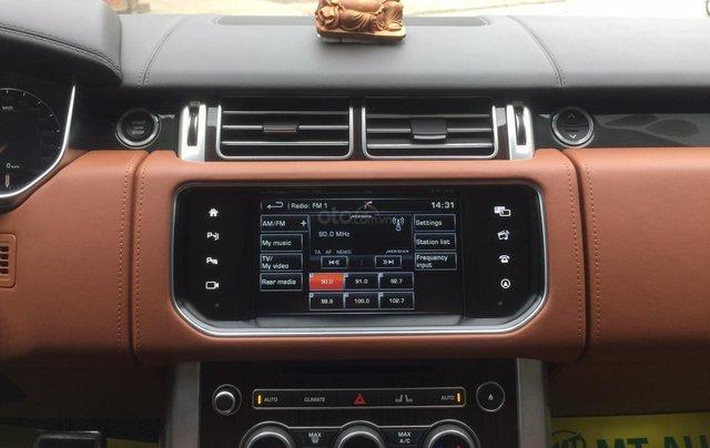 Cần bán xe LandRover Range Rover SV Autobiography model 2016, màu đen, xe cực chất, odo zin 10.000km14